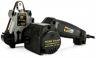 Worksharp WSKTS Knife and Tool sharpener: