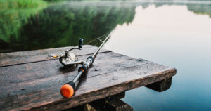 Top five considerations for choosing the right fishing rod