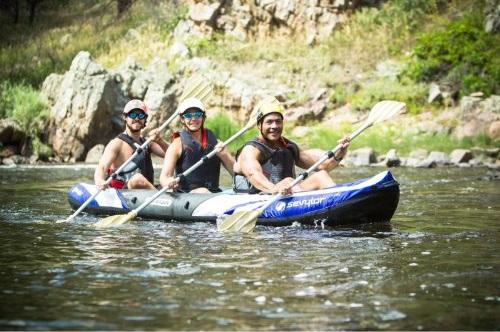Best Three Person Kayak