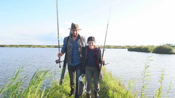 First Fishing Trip