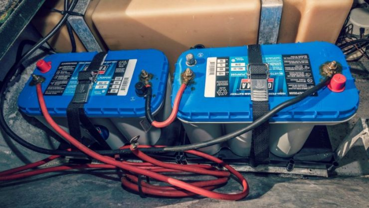 Take Care of your Trolling Motor Battery