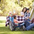 Summer Family Camping