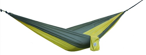 Portable Parachute Nylon Fabric Travel Camping Hammock