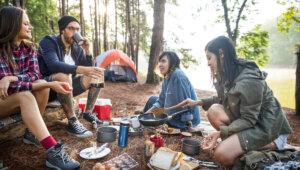 Camping Food Safety Tips and Ideas