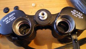 How To Clean Old Binoculars?