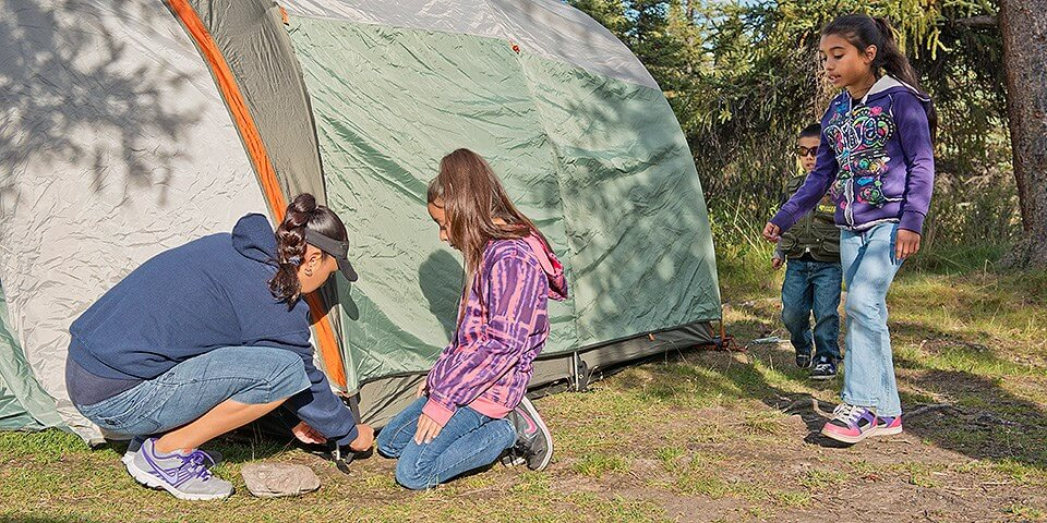 Clothing and Footwear for Camping