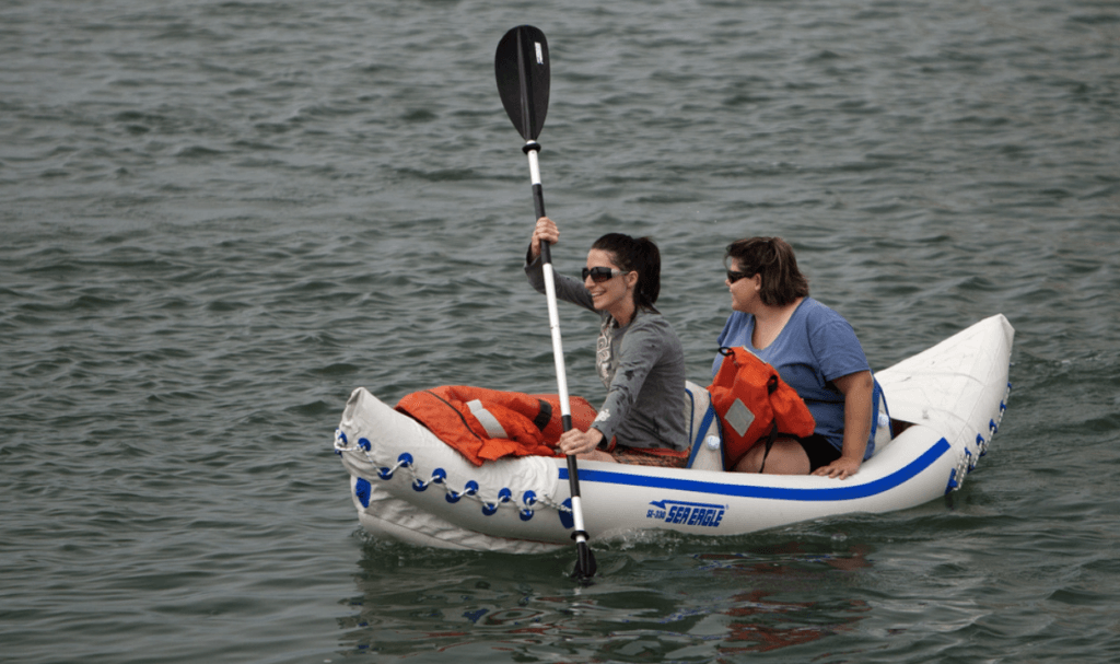 Inflatable Kayak Buying Guide Tips