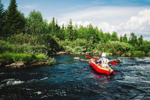 Single or Tandem Kayak