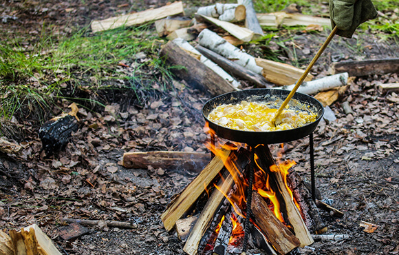 Kitchen Necessities for Camping