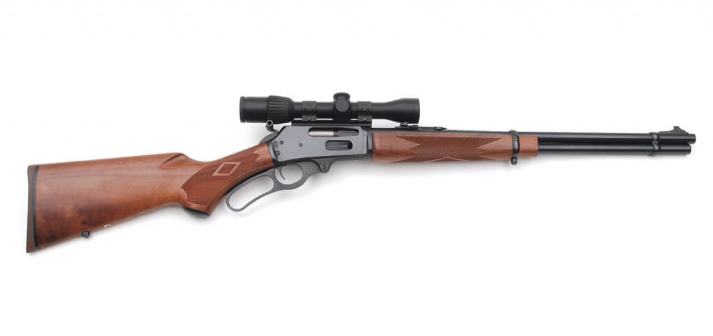 MARLIN MODEL 336A DEER HUNTING RIFLE