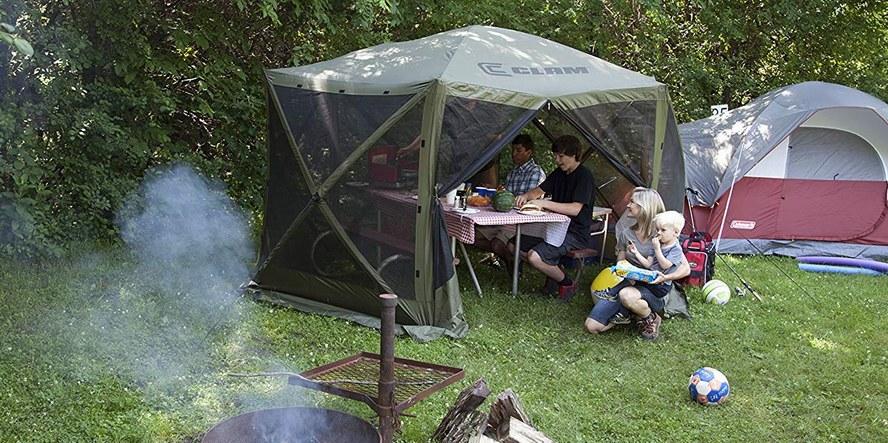 Camping  Screen Room