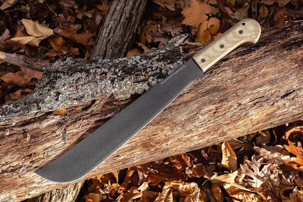 machete for bushcraft