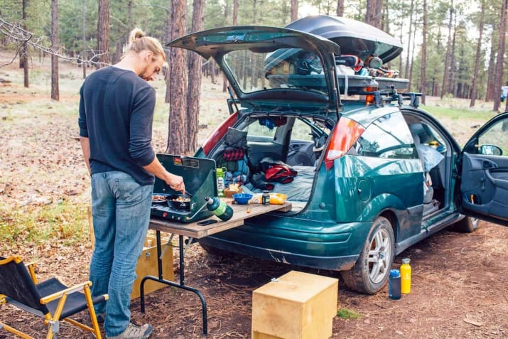 6 Dos & Don'ts for Car Camping Beginners