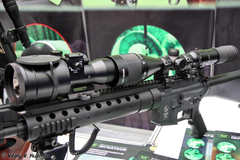 Best Digital Night Vision Rifle Scopes