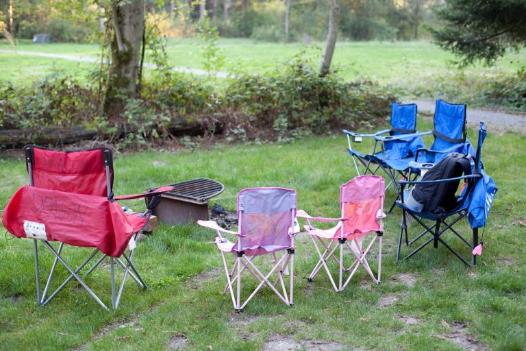 5 Best Camping Chairs Reviews – Buyer Guide 2021