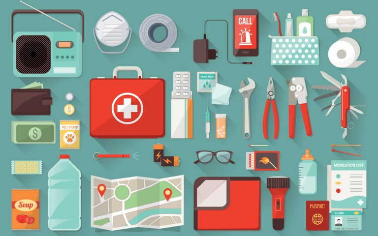 What Should Be In an Emergency Survival Kit |Survival Kit List