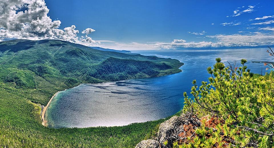 Largest Lakes