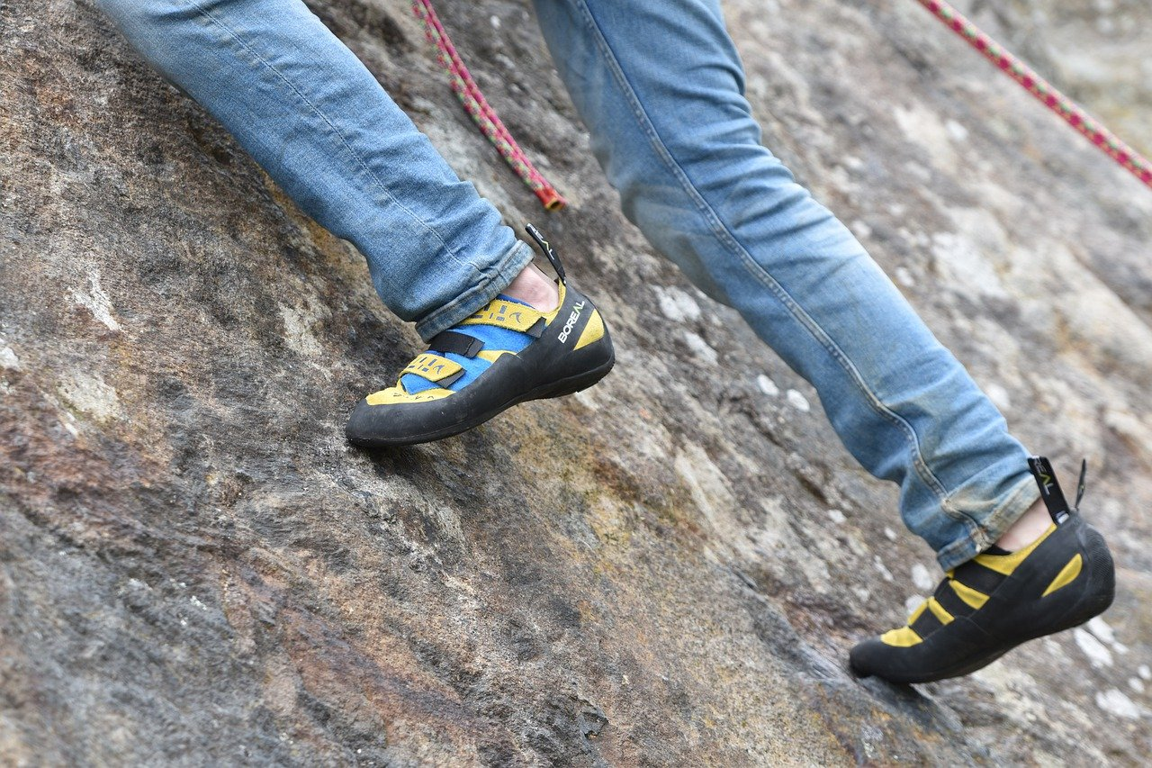 Best Rock Climbing Shoes Reviews