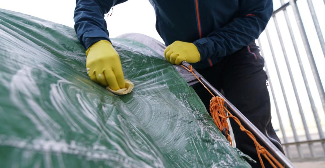 How make Tent Waterproofing