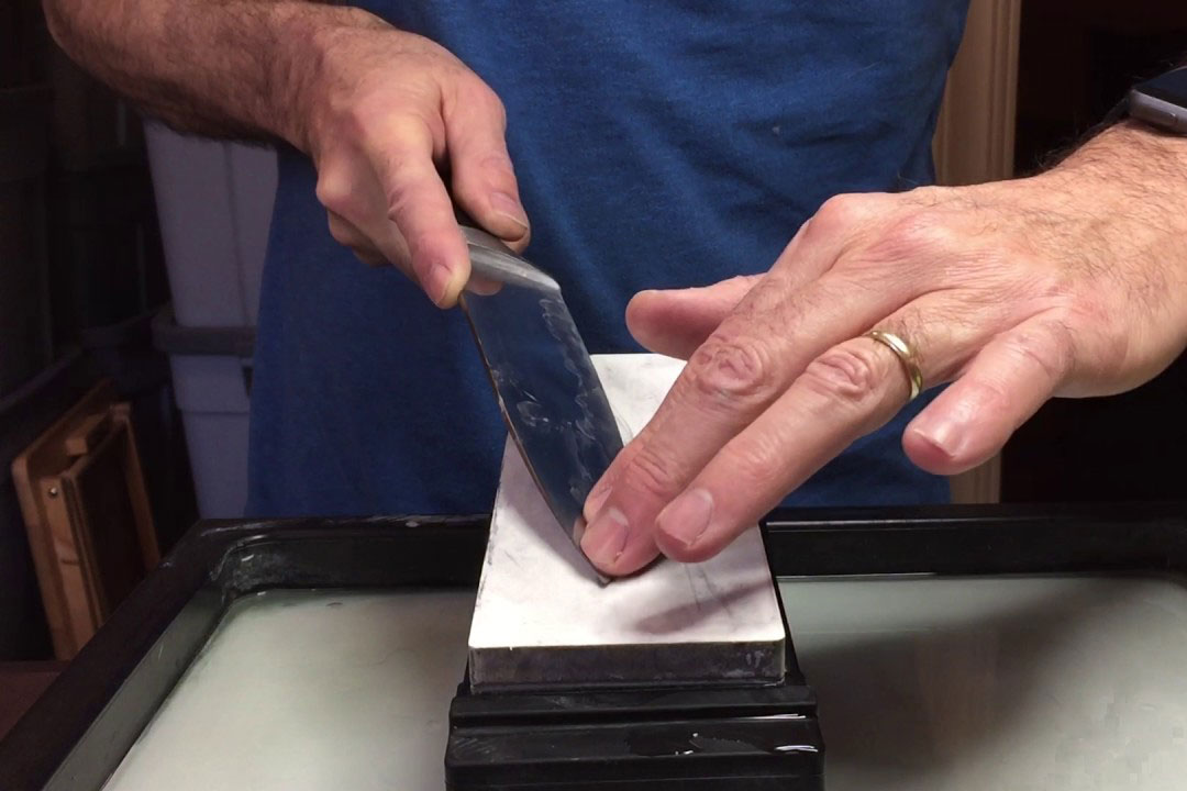 Way To Sharpen A Knife