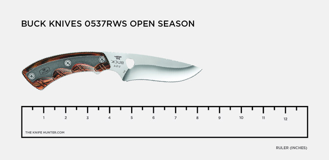 Buck Knives's knife