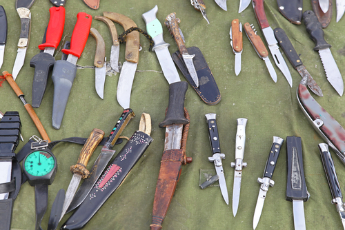 Folding Knives vs Fixed Blade