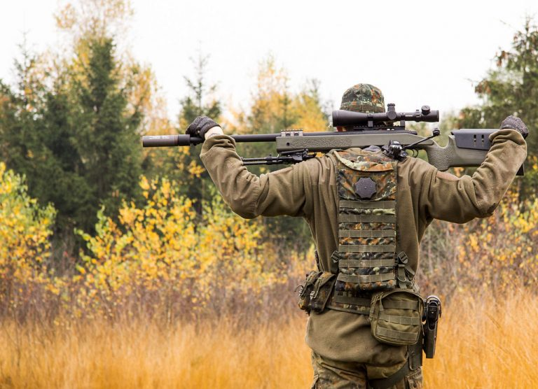 7 Best Airsoft Sniper Rifles Reviews-Buyer Guide (Updated 2021