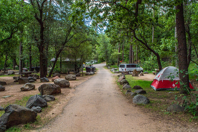 ESSENTIAL TOOLS USED WHEN STARTING AND CLEARING A CAMPGROUND