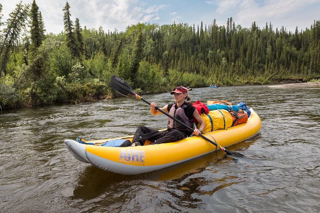Inflatable Kayak Boat