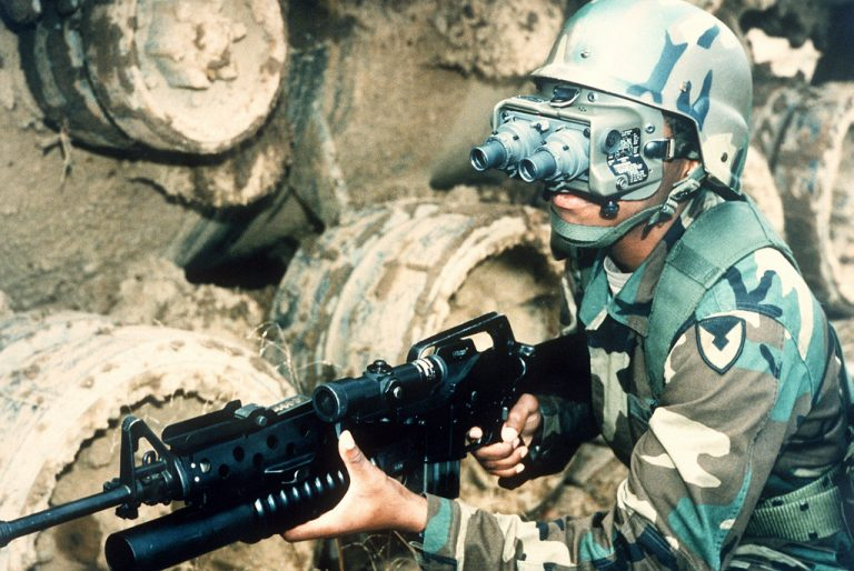 5 Best Night Vision Goggles Reviews For Hunting -Buyer Guide 2021