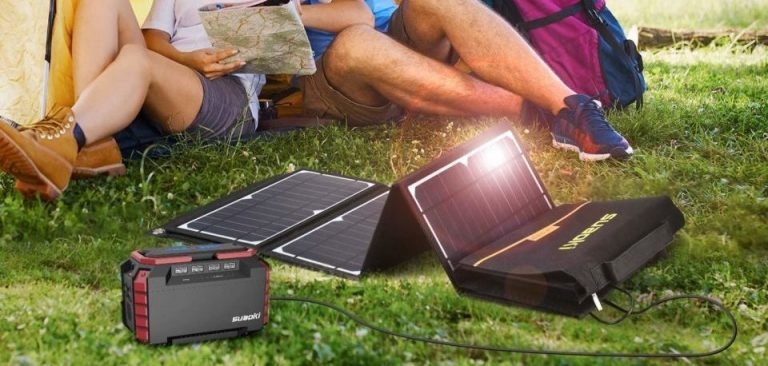 6 Best Portable Solar Panel Reviews-Buyer Guide (Updated Feb, 2021)
