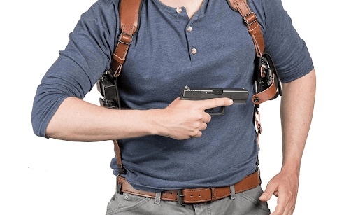 5 Best Shoulder Holsters Review-Buyer Guide 2021