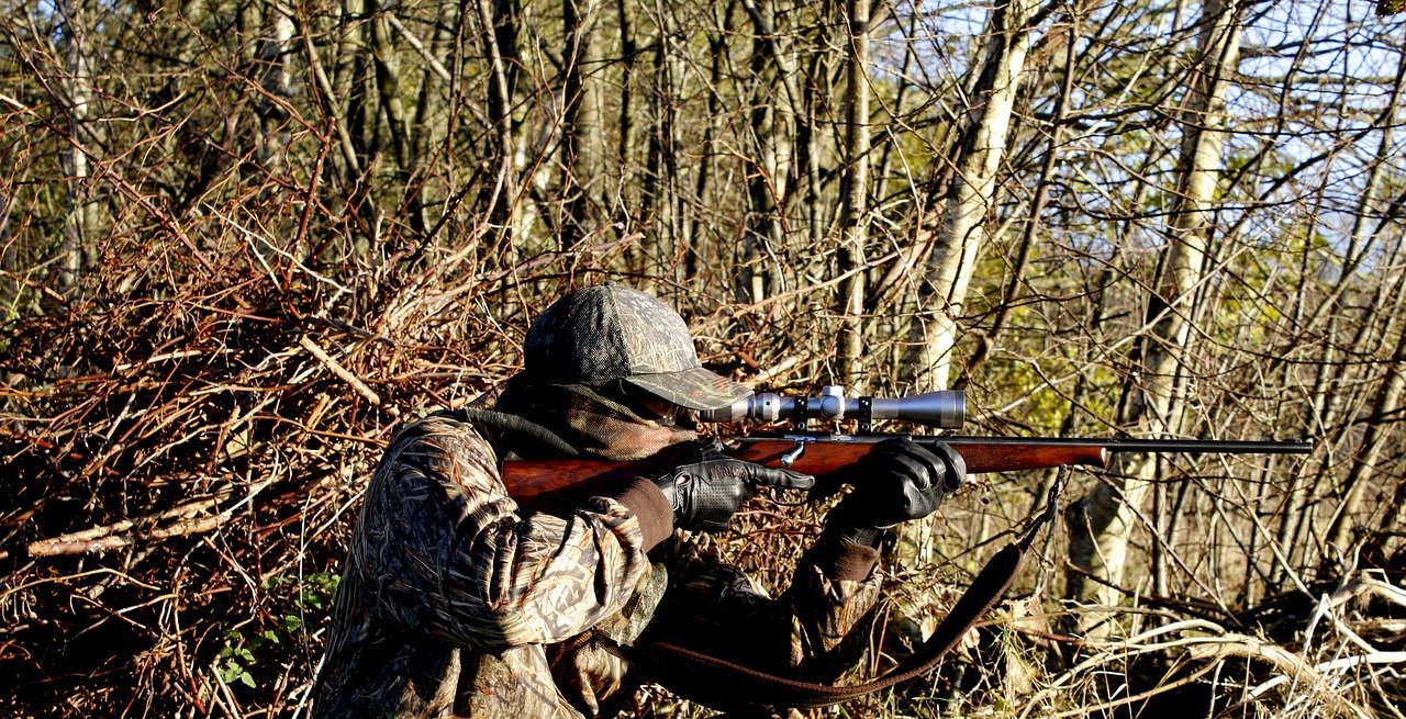 Suitable Hunting Gear