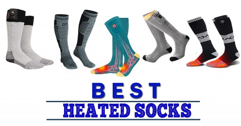 7 Best Heated Sock Reviews- Buyer Guide (Updated 2021 )