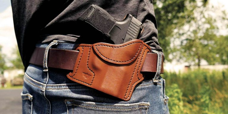 5 Best Leather IWB Holsters Reviews – Buyer Guide 2021