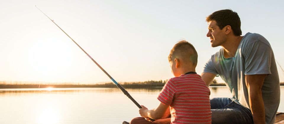 How to Teach Kids and Friends to Fishing!